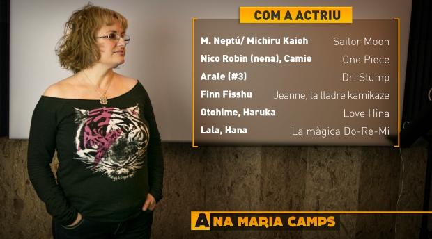 Fitxa Ana M Camps