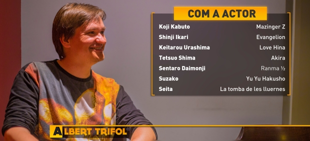 Fitxa Albert Trifol
